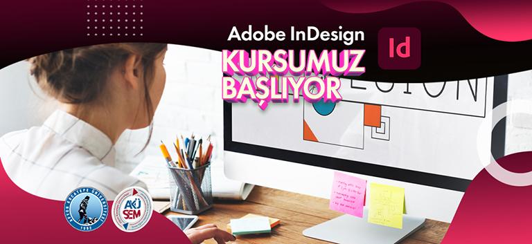 Adobe Indesign Eğitimi